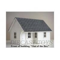 Best AD-15815 - AMERICAN DIORAMA 1/24 WHITE STATION BUILDING wholesale