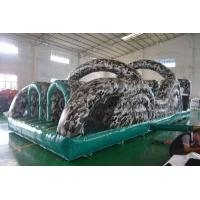 Quality obstacle -111 inflatable camouflage obstacle wholesale
