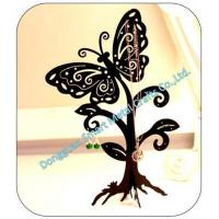 Best Butterfly shaped metal jewelry display holder wholesale
