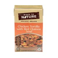 Best Chicken Tortilla with Red Quinoa Soup wholesale