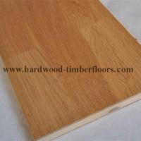 China Engineered Timber Flooring 3 ply engineered oak 3 strips flooring on sale