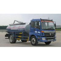 Oman fecal suction truck