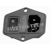 Buy cheap Connector FT1-AS-303-1(Fuse + Switch) from wholesalers