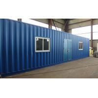 Quality 40 feet special container house wholesale