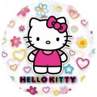 Best Licensed Characters See-Thru Hello Kitty Foil Balloon P30 Packaged 66 cm wholesale
