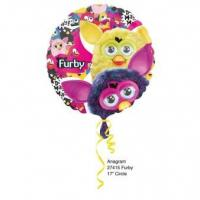 Best Licensed Characters Standard Furby Foil Balloon S60 Packaged 43 cm wholesale