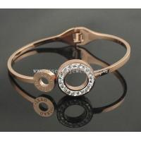 Buy cheap Rose Gold Jewelry Bracelet from wholesalers