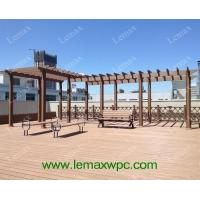 Best WPC Application Roof park project wholesale