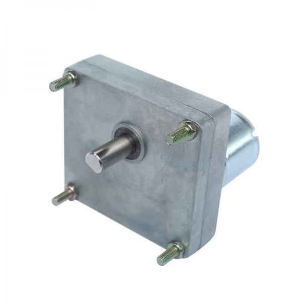 Details Of Flat Dc Gear Motor Fgm76 B Low Rpm Gearbox
