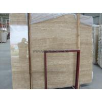 Random Slabs Woodgrain Travertine