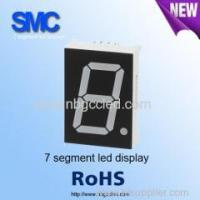 Best 0.39 single digit green color7 segment LED display manufacturer wholesale