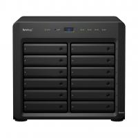 Ultra-performance NAS optimized for massive storage and encryption
