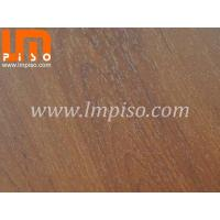 Best CE qualified beveled v groove cherry crystal wood laminated floors wholesale