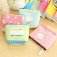 Quality OF335 Sheep PU Leather wallet wholesale