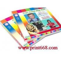 Best OEM / ODM full color paper board educational Childrens Book Printing for boys and girls wholesale