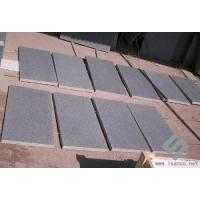 G343 Lu gray granite cut-to-size polished/flamed