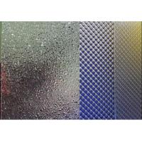 New Style Acrylic Embossed Sheet | Pattern Acrylic Sheets For Shower Door Decoration