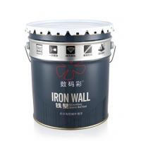 Best Exterior Wall Paint DE701/2 The Iron wall wholesale