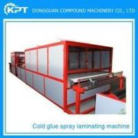 Best Hot selling cold glue spray laminating machine price wholesale