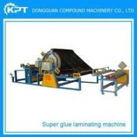 Buy cheap Self Adhesive Sticker Laminating Machine for PVC, EVA, foam, cloth from wholesalers