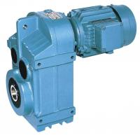 Best P series parallel shaft helical geared motor wholesale