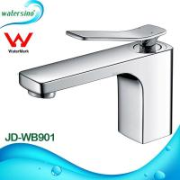 Modern brass watermark basin tap with Australia standard JD-WB901