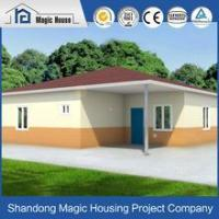 Best New Prefab House with foam cement material wholesale