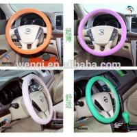 China car steering wheel cover on sale