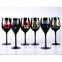 Best High Quality Customized Crystal Fancy Giant Red Wine Glass BD-AN-016 wholesale