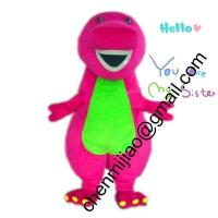 Wholesale - High Quality adult barney costumes