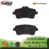 Best D1630-8848 Rear Auto Brake Pad for 2012 Year Mercedes ML350 wholesale