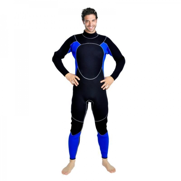 Details of Wetsuit for surfing diving and swimming