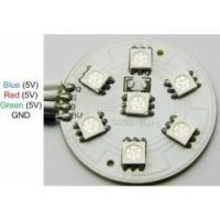Buy cheap Development Boards Light disk with 7 SMD RGB LED from wholesalers