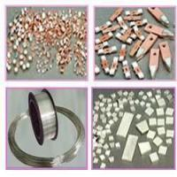 Buy cheap Silver Copper Bi Metal Rivets from wholesalers
