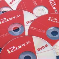 China Blank CDs and DVDs on sale