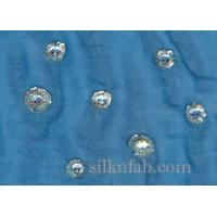 Buy cheap Sequined Beaded Fabrics Moonlit Sky from wholesalers