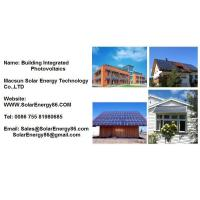 Best Solar Power Station Building Integrated Photovoltaics wholesale