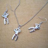 Best Deer&nbspNecklace&nbspset wholesale