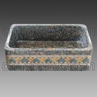 Best baltic brown mosaic farm sink 07 wholesale