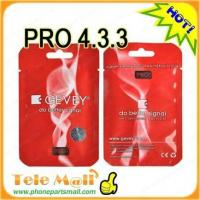 Best Gevey Pro Turbo Sim For Unlock iPhone 4 4G wholesale