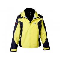 Buy cheap The North Face Women's Waterproof Triclimate Jackets In YellowBlack from wholesalers