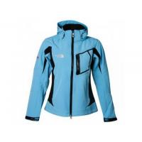 Best The North Face Women's Gore Tex Jackets - Black Light Blue wholesale