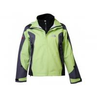Buy cheap The North Face Women's Waterproof Triclimate Jackets In Green Black from wholesalers