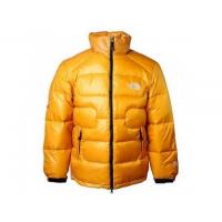 Best The North Face Mens New Nuptse Jackets In Yellow wholesale