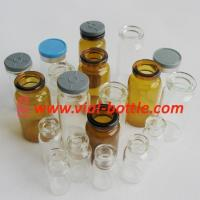 Best Tubular and Moulded Injection Vials, Overseals and Rubber Stoppers wholesale