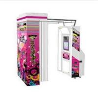 Quality Luxurious All-in-one Photo Purikura Booth Machine for Super Game Play Market wholesale