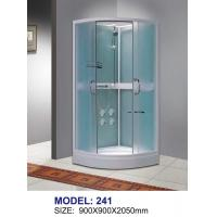 China Glass Steam Shower on sale