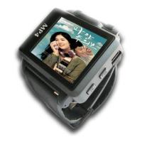 China MP4 Watch on sale
