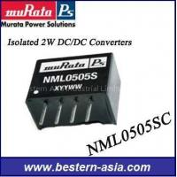 Quality NML0505SC (Murata-ps) DC-DC Converters wholesale