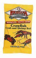 Quality Cooking Spices and Marinades CRAWFISH, CRAB, AND SHRIMP BOIL 5 OZ (CASE OF 24) wholesale